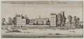'Lambeth House', by Wenceslaus Hollar - NPG D19616