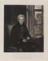 William Howley, by Henry Cousins, published by  Paul and Dominic Colnaghi & Co, after  Charles Robert Leslie - NPG D19619