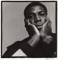 Frank Bruno, by Trevor Leighton - NPG x30333