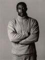 Linford Christie, by Trevor Leighton - NPG x47374