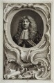 John Maitland, Duke of Lauderdale, by Jacobus Houbraken, after  Sir Peter Lely - NPG D19622