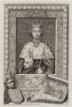 King Richard II, by George Vertue, after  Unknown artist - NPG D19630