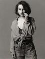 Tara Fitzgerald, by Trevor Leighton - NPG x47378