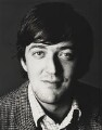 Stephen Fry, by Trevor Leighton - NPG x29704