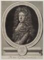 Sir John Fenwick, by Robert White, after  Willem Wissing - NPG D19632