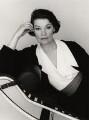 Glenda Jackson, by Trevor Leighton - NPG x32785