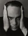 Derek Jarman, by Trevor Leighton - NPG x35319