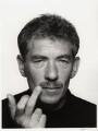 Ian McKellen, by Trevor Leighton - NPG x35348