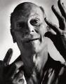 Norman Parkinson, by Trevor Leighton - NPG x26097