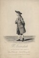 Henry Cavendish, probably by Christian Rosenberg, published by  John Weale, after  William Alexander - NPG D16591