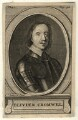 Oliver Cromwell, by Jan Lamsveld (Lamsvelt), after  Robert Walker - NPG D16569
