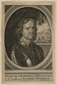 Oliver Cromwell, by James Mynde, after  Samuel Cooper - NPG D16571