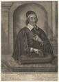 Christopher Love, by Abraham J. Conradus, after  Cornelis Johnson Jr (Jonson van Ceulen) - NPG D16593