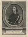 Oliver Cromwell, by Johan Georg Wille (Will), after  Robert Walker - NPG D16584