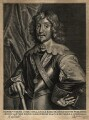 Henry Rich, 1st Earl of Holland, by Peeter Clouwet, published by  Gillis Hendricx, after  Sir Anthony van Dyck - NPG D16597
