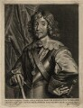 Henry Rich, 1st Earl of Holland, by Peeter Clouwet, published by  Gillis Hendricx, after  Sir Anthony van Dyck - NPG D16595
