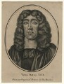 Titus Oates, by John Swaine, after  Thomas Hawker - NPG D16602