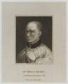 Thomas Becket, published by Edward Baldwyn, after  Wenceslaus Hollar - NPG D19673