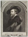 Sir Peter Paul Rubens, by and published by Paulus Pontius (Paulus Du Pont), after  Sir Peter Paul Rubens - NPG D19675
