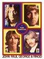 T for The Beatles (John Lennon; Paul McCartney; George Harrison; Ringo Starr), by Peter Blake - NPG 6672
