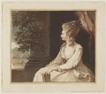 Georgiana Cavendish (née Spencer), Duchess of Devonshire, by Francesco Bartolozzi, after  Lady Diana Beauclerk (née Spencer) - NPG D19693