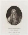 George Jeffreys, 1st Baron Jeffreys of Wem, by William Bond, published by  Philip Yorke, after  Joseph Allen - NPG D19694