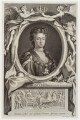 Queen Anne, by Michael Vandergucht, after  Charles Boit - NPG D19698