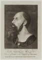 Sir Thomas Wyatt, by John Ogborne, published by  John Thane, after  Hans Holbein the Younger - NPG D19701