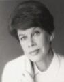 Anita Brookner, by Trevor Leighton - NPG x35364