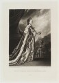 Elizabeth Percy (née Seymour), Duchess of Northumberland, by and published by Samuel William Reynolds, after  Sir Joshua Reynolds - NPG D19709