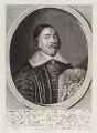 Edward Littleton, Baron Littleton, by William Faithorne, published by  Sir Robert Peake, after  Sir Anthony van Dyck - NPG D19731
