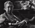 Sir Alfred Jules Ayer, by Paul Joyce - NPG x13402