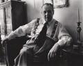 Dennis Yates Wheatley, by Paul Joyce - NPG x13425