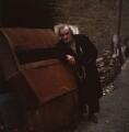 Max Wall as Davies in Harold Pinter's 'The Caretaker', by Paul Joyce - NPG x13443