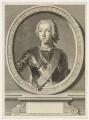 Prince Charles Edward Stuart, by Jean Daullé, after  Domenico Duprà - NPG D16608