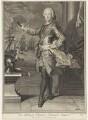 Prince Charles Edward Stuart, by Nicolas Jean Baptiste Poilly, after  Domenico Duprà - NPG D16610