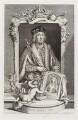 King Henry VII, by George Vertue - NPG D19742