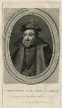 John Dudley, Duke of Northumberland, by Richard Godfrey, after  Unknown artist - NPG D16617