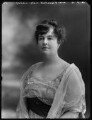 Elisabeth Kirby (Mrs James Bernard Fagan), by Bassano Ltd - NPG x103722