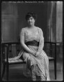 Elisabeth Kirby (Mrs James Bernard Fagan), by Bassano Ltd - NPG x103725