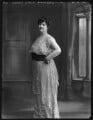 Elisabeth Kirby (Mrs James Bernard Fagan), by Bassano Ltd - NPG x103726
