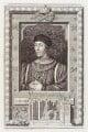 King Henry VI, by George Vertue - NPG D19762