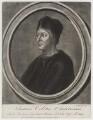 John Colet, by Richard Houston, published by  Henry Parker, published by  Elizabeth Bakewell - NPG D19775