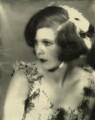 Nancy Beaton, by Curtis Moffat - NPG x126738