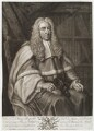 Sir James Reynolds, by and published by John Faber Jr, after  James Parmentier - NPG D19780
