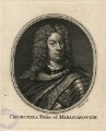 John Churchill, 1st Duke of Marlborough, by William Wynne Ryland, after  Sir Godfrey Kneller, Bt - NPG D16635