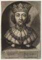 King Richard II, by John Faber Jr - NPG D19785