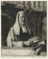 Sir Edward George Clarke, by Malcolm Osborne - NPG D16852