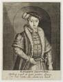 King Edward VI, by Simon de Passe - NPG D19787