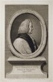 Benjamin Hoadly, by James Basire, after  Nathaniel Hone, after  Isaac Gosset - NPG D19794